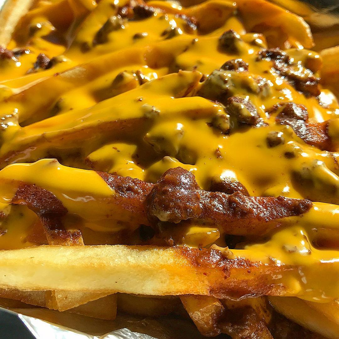 Charhut fries chili